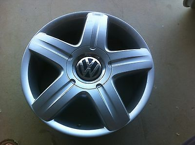 Vw Golf Mk5 Jetta  16 Inch New Genuine Mag Wheel