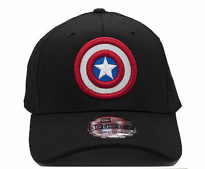 NEW - CAPTAIN AMERICA  NE1000 New Era Fitted Baseball Hat - Free Shipping!!  -  21.99  4b749c68a36