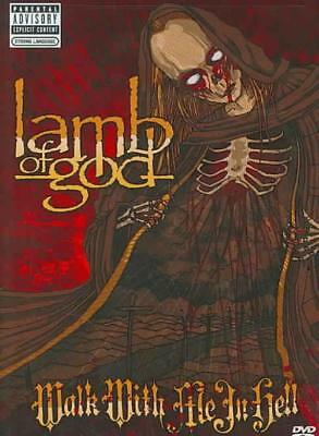 Lamb Of God - Walk With Me In Hell New Dvd