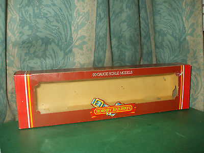 Hornby Gwr Brake 3Rd Coach Empty Box Only