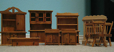 Mayberry Street Miniatures Dollhouse Miscellaneous Furniture 1:12 Scale