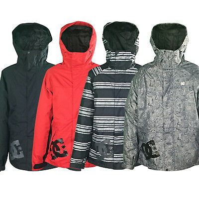 New DCShoes Mens Amo Ski Snowboard Jacket Genuine Warm Waterproof Windproof Coat