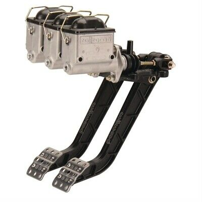 Wilwood Tri Reverse Mount Master Cylinder Pedal Assembly 6.2:1 Ratio