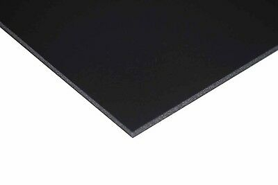 Foam Board 3 x A1 Black 5mm 841 x 594mm