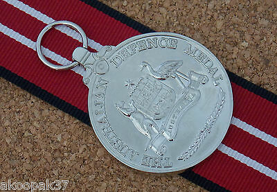 Australian Defence Medal 2006 (Adm 2006) With 15Cm  Ribbon