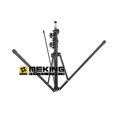 """Meking L-2000A Light Stand Collapsible 220cm/7'2"""" for Photo Camera Video"""