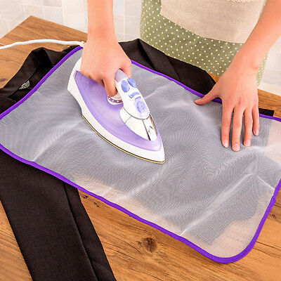 Cloth Protector Heat Resistant Ironing Pad Garment Ironing Board Cover 58 * 36cm