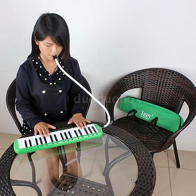 37 Piano Keys Melodica Pianica with Carrying Bag for Beginners Kids New F5B7