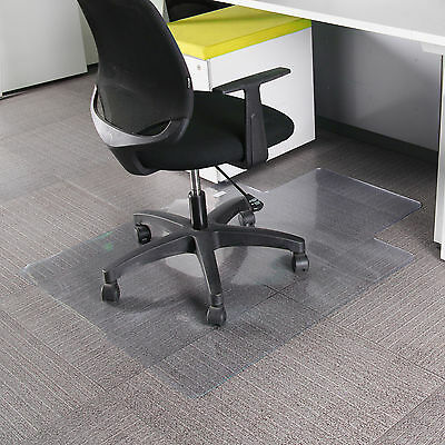 Frosted Carpet Chair Desk Mat Home Office Floor Protector Mat Pvc Clear Non-Slip