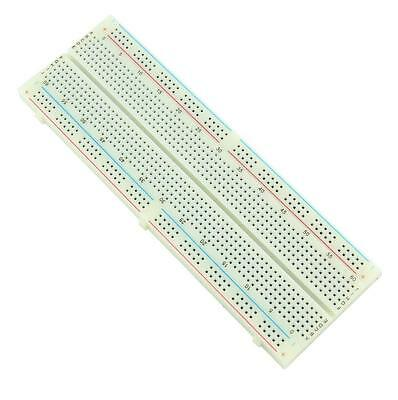 Solderless MB-102 MB102 Breadboard 830 Tie Point PCB BreadBoard For Arduino bx