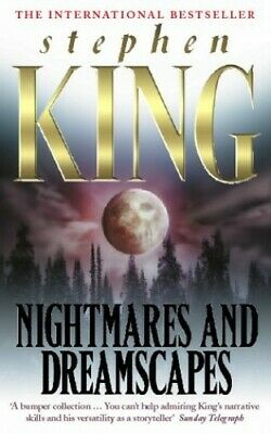 Nightmares and Dreamscapes, King, Stephen Hardback Book The Cheap Fast Free Post