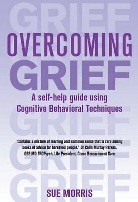Overcoming Grief by Morris, Sue Paperback Book The Cheap Fast Free Post