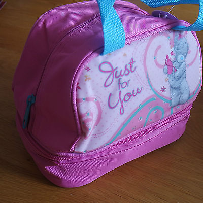 Petit sac à gouter isotherme Just for you 2 compartiments ME TO YOU