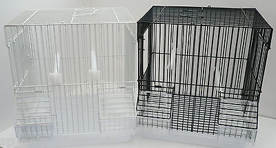 Small Flat Top Mule,canary Carry,transport Cage