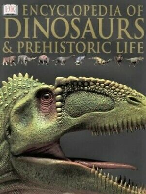 Encyclopedia of Dinosaurs and Prehistoric Life by Lambert, David Hardback Book