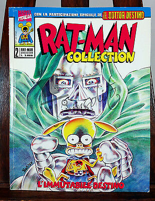 Rat-man Collection - N° 2 - Marvel Italia - 1^ Ed. - 1997 - Con Ragnetto