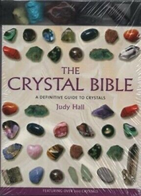 Crystal Bible Burhouse 5k by Hall, Judy Book The Cheap Fast Free Post