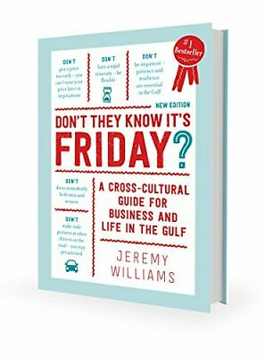 Don't They Know It's Friday? Cross-Cultural Con... by Williams, Jeremy Paperback