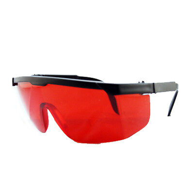 Linestorm Red Laser Glasses For Use With Laser Levels and Laser Distance Meters