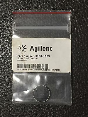 New SEALED Agilent LC Rotor Seal Vespel for 1100 1200 Autosampler P/N 0100-1853