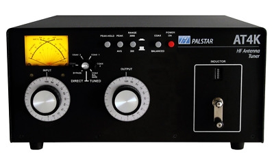 PALSTAR AT4K 2500 WATT Antenna Tuner for Ham Radio
