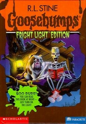 Goosebumps Fright Light Edition (Goosebumps Novelty) by Stine, R. L. Hardback