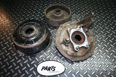 2013 Polaris Phoenix 200 Rear Brake Assembly with Cover/Drum