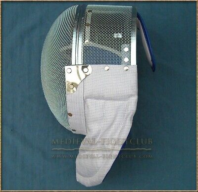 Fencing Sabre Mask WMA HEMA protective 350N Size SMALL