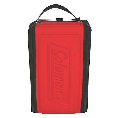 Coleman Lantern Soft Carry Case Red & Black Large
