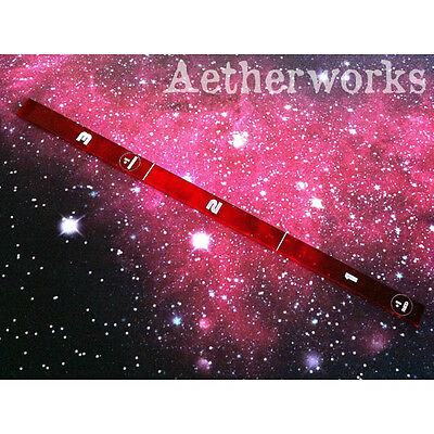 Aetherworks Range Ruler Red