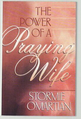 The Power of a Praying Wife by Omartian, Stormie Paperback Book The Cheap Fast