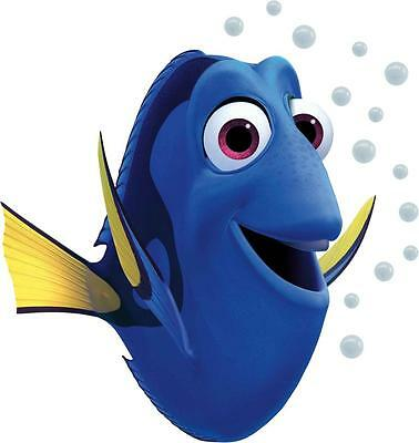 DORY FINDING NEMO Disney Decal Removable WALL STICKER Home Decor Art Movie Giant