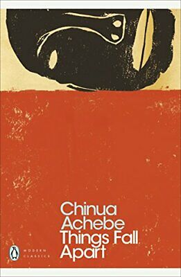 Things Fall Apart (Penguin Modern Classics) by Chinua Achebe Paperback Book The