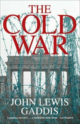 The Cold War by Gaddis, John Lewis Hardback Book The Cheap Fast Free Post