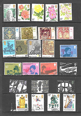 1976 Commemorative  Year  Set Of 7 Sets  In Very Fine Used Condition See Scan