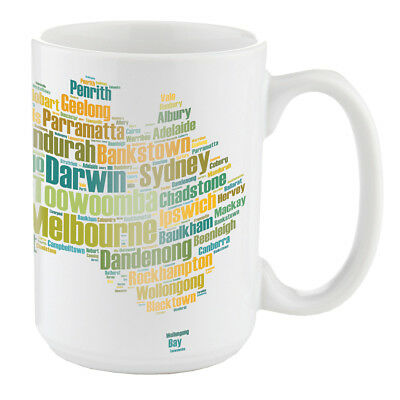 Personalised Printed Large 15oz Mug Ideal Gift Promotional giveaway Custom