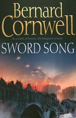 Sword Song by Cornwell, Bernard Book The Cheap Fast Free Post