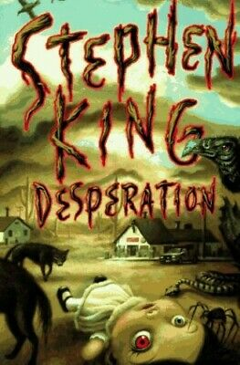 Desperation by King, Stephen Book The Cheap Fast Free Post