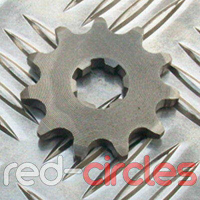 17mm 420 Pit Dirt Bike Quad Atv 10 Dents Pignon avant 10t 110cc 125cc 140cc