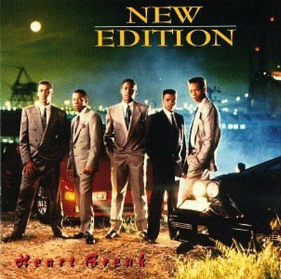 New Edition - Heart Break [New CD]