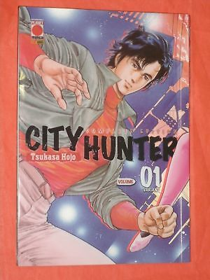 City Hunter N° 1 Variant Complete Edition -Panini Nuov