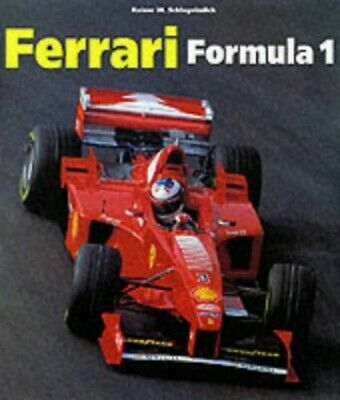 Ferrari Formula 1 by Lehbrink, Hartmut Hardback Book The Cheap Fast Free Post