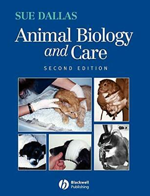 Animal Biology and Care by Dallas, Sue Paperback Book The Cheap Fast Free Post