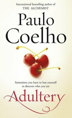Adultery by Coelho, Paulo Book The Cheap Fast Free Post