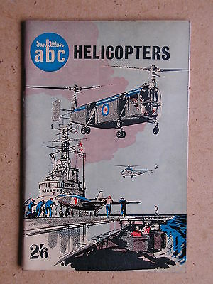 ABC Helicopters. By J W R Taylor. 1955 Ian Allan (35726)