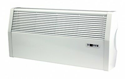 Central Boiler Myson Lo-Line Wall Mount RC 6-4 Fan Convector #6776