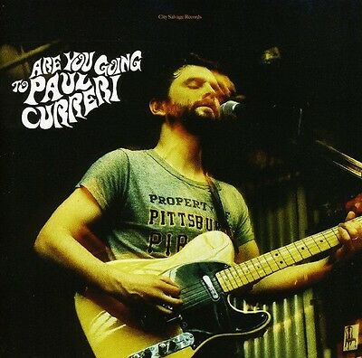 Paul Curreri - Are You Going to Paul Curreri [New CD]