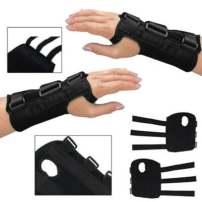 Breathable Wrist Brace Support Carpal Tunnel Splint Sprain Gym Hand Protector