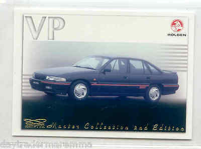 2004 Holden common card 169 VP commodore SS