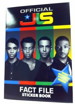 JLS OFFICIAL STICKER COLLECTION ALBUM STICKERS 20 NEW /& SEALED PACKS